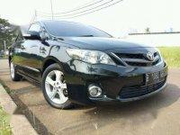 2011 Toyota Corolla Altis 2.0 V dijual