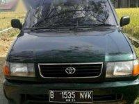 1998 Toyota Kijang LGX 1.8 dijual