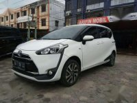 2017 Toyota Sienta V 1.5 dijual