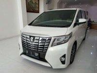 2015 Toyota Alphard G Dijual