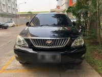 Toyota Harrier 2008 Audio Less