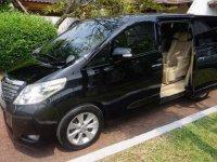 2009 Toyota Alphard V.6 3.5  Dijual