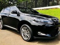 2014 Toyota Harrier 2.0 Premium Advance dijual
