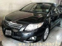 2008 Toyota Altis G Dijual