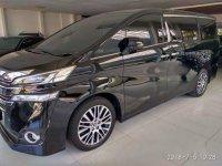 Toyota Vellfire G 2016 Dijual