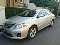 2012 Toyota Altis dijual