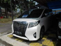 Toyota Alphard Executive Lounge V6 2016
