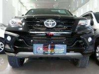 2018 Toyota Fortuner VRZ TRD Sportivo diesel at dijual