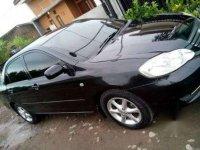 2003 Toyota Corolla Altis J  dijual
