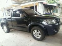 Toyota Hilux Pick Up Singel Cabin 2012