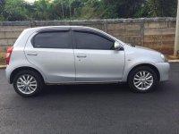 Toyota Etios E 1.2 cc 2014