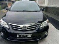 2013 Toyota Corolla Altis G dijual