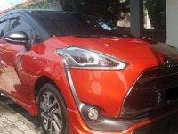 Dijual Toyota Sienta tipe Q AT 2016 (tipe tertinggi) BU !!!