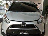Toyota Sienta G 2018 Dijual