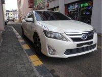 Toyota Camry Hybrid Hybrid 2012 Dijual