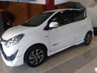 2017 Toyota Agya 1.2 TRD Sportivo dijual