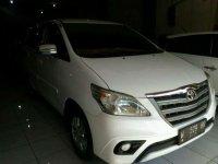 2013 Toyota Kijang Innova 2.0 E Plus MT dijual