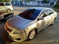 2008 Toyota Corolla Altis J dijual