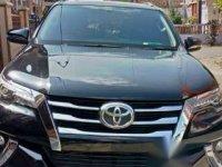 2017 Toyota Fortuner Dijual