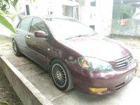 2002 Toyota Corolla Altis J dijual