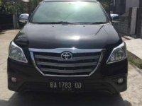2014 Toyota Innova G Manual Bensin dijual