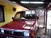1990 Toyota Kijang SGX Dijual