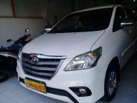 Toyota Kijang Innova E 2013 MPV MT Dijual