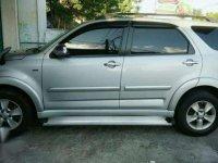 Jual Toyota Rush S TRD 2012