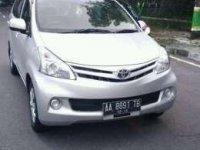 2013 Toyota Avanza E
