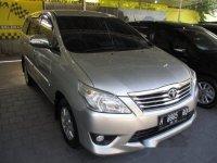Toyota Kijang Innova 2.5 G Diesel 2012 Dijual
