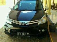 2012 Toyota Avanza G Luxury dijual