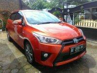 2015 Toyota Yaris type G dijual