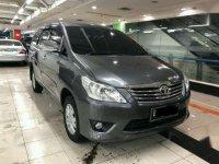 Toyota Kijang Innova G AT Bensin 2013 dijual