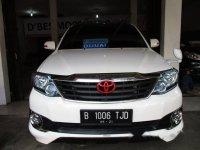 Toyota Fortuner TRD  2011 Dijual