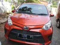 Dijual Toyota Calya 1.2  manual E 2017