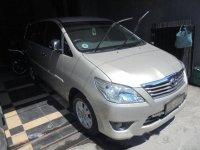 Toyota Kijang Innova 2.5 G 2013 Dijual