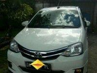 2016 Toyota Etios Valco Dijual