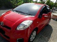 Dijual Toyota Yaris tipe E mt 2012