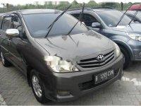 Toyota Kijang Innova E 2008 MPV dijual