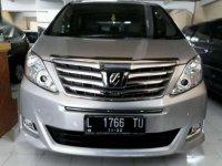 2013 Toyota Alphard X Dijual