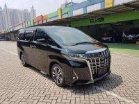 2018 Toyota Alphard Dijual