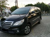 Toyota Kijang Innova 2.0 G Luxury Manual 2014 Captain Seat istimewa
