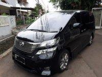 Toyota Vellfire Z Platinum 2011  Dijual