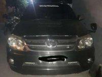 2006 Toyota Fortuner G Luxury dijual