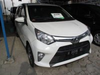 Toyota Calya G 1.2  2017 Dijual
