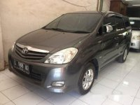 Toyota Kijang Innova 2.0 G Luxury 2011 Dijual
