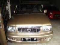 Toyota Kijang Sgx 2000 Dijual