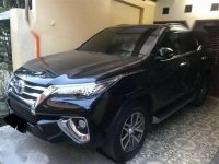 2016 Toyota Fortuner VRZ 2.4 dijual