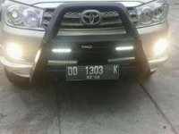 2010 Toyota Fortuner TRD Dijual