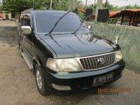 Toyota Kijang LSX 2002 Dijual